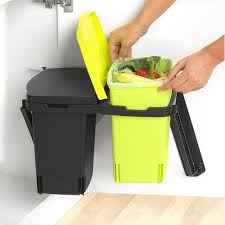 Kitchen Recycling Bins For Cabinets Top 10 Best Built In Waste Bins Hideaway In Cabinet And Under