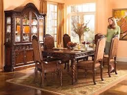 millennium north shore 7pc dining room set d553 35st1 the