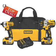best black friday deals on cordless drill test dewalt xr premium hammerdrill and impact driver combo kit