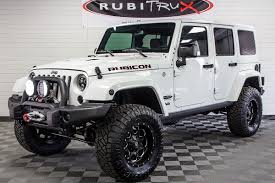modified white jeep wrangler jeep wrangler rubicon unlimited hemi white