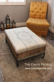 Rolling Ottoman With Storage by 119 Best Ottoman Crate Images On Pinterest Ottomans Home And