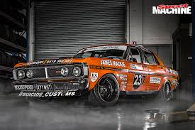 Ford Xy Falcon Drift Car Xyynot U2013 Video Street Machine