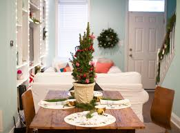 Small Christmas Trees For Decorating by Decorating Our Small House For The Holidays U2014 Little House Big City