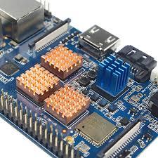 raspberry pi heat sinks banana pi m3 1 aluminum 3 copper heat sink cpu heat sink