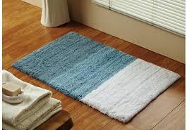 Stylish Bathroom Rugs Stunning Inspiration Ideas Bathroom Rugs Plain Company Cotton