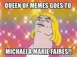 Michaela Meme - meme