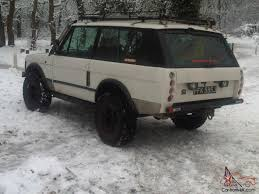 range rover coupe classic range rover 2 door 1971