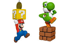 why mario s hallmark ornaments matter beyond your tree