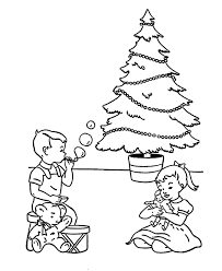 download a boy and a waiting for their christmas gift from