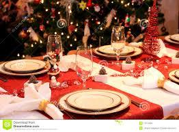 furniture good looking christmas dinner table decoration ideas