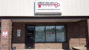 great escape part of the u0027escape room u0027 trend to open in