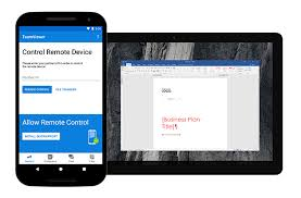 for android mobile teamviewer app for android