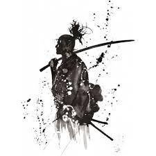 25 melhores ideias de tatuagem de samurai no pinterest samurai