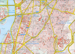 Cairo Illinois Map by Maps Map Of Cairo Egypt Egypt Forum