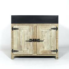 meuble cuisine bois recyclé meuble cuisine bois recycle meuble cuisine poignees frigo meuble