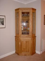 handmade wood corner cabinets u0026 display units eb furniture