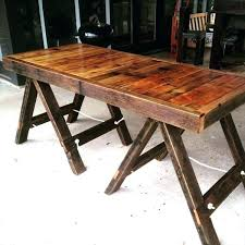 coasters for table legs coaster adjustable writing desk with sawhorse legs coaster fine