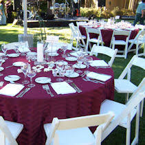 Round Table Reno All Occasion Rentals Rental Tables