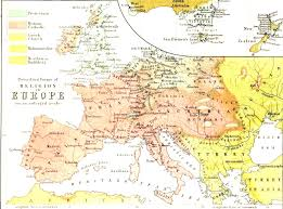 Religious Map Of Europe by Maps Update 785550 Travel Planning Map Of Europe U2013 Travel Tips