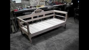 fold out bed youtube