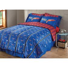 blue corvette bed corvette c6 evolution complete bed set 166214 comforters at
