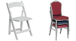 different types of banquet chairs for all kinds of events