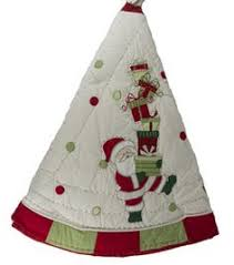 Quilted Christmas Tree Skirts To Make - rag quilted christmas tree skirt sewing tutorial rag quilting
