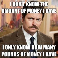 Personal Meme - some personal finance memes promise i m not stingy