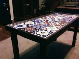 tile table top design ideas tile table top design ideas mosaic tile table top designs home