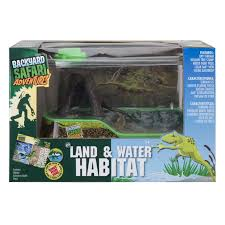 land u0026 water habitat kids outdoor adventure gear by backyard safari