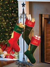 how to hang a christmas stocking improvements blog