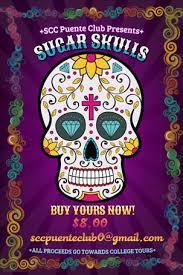 sugar skulls for sale puente club clubs at scc sacramento city college