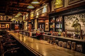 Bathtub And Gin Bar At The Farm Table Restaurant Bernardston Ma Inside The