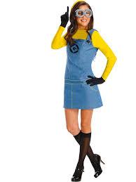 plus size costume women s plus size minion costume despicable me womens costumes