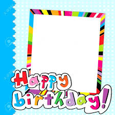 birthday picture frames png happy birthday picture frame app