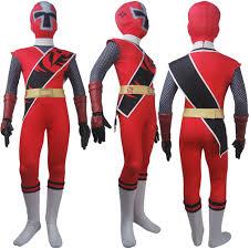 Kids Ninja Halloween Costume Power Rangers Ninja Steel Cosplay White Ranger Hayley Foster