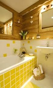 yellow tile bathroom ideas yellow bathroom decor flowersarelovely