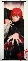 home decor naruto akasuna no sasori cosplay wall scroll poster