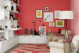 Cool Coral Coral Walls Wall Paint Colours And Coral - Coral color bedroom