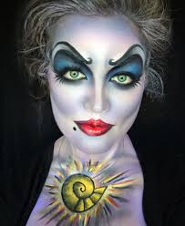 make up ursula little mermaid x pinterest ursula mermaid