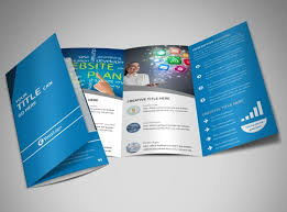 online brochure templates free online brochure maker canva