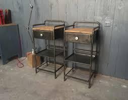 le de chevet ancienne table de nuit d hopital ancienne 5 francs tables de nuit