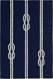 Weather Rugs Ropes Rug From Capri By Trans Ocean By Liora Manne Plushrugs Com