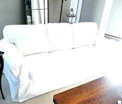 white slipcovers for sofa ideas white slip covered sofa or 97 white slipcovered sofa apartment