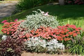 Flowers Gardens And Landscapes by Flower Borders Ideas To Make Your Landscaping Sizzle