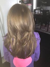 long hair with layers for tweens little girls layered haircut my board pinterest layer
