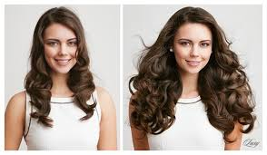 clip in hair extensions before and after permanent hair extensions