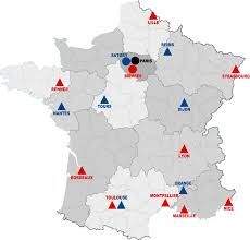 Nice France Map by File France Map French Intervention Force Police Gendarmerie 2016