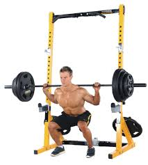 powertec workbench half rack wb hr14 from fitness factory outlet