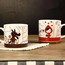 cool cups in the hood little red riding hood cups red riding hood hoods and tea cup
